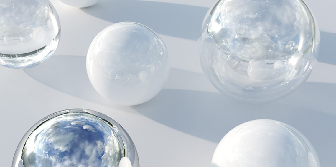 Free: 10 HDRi Spherical Skies for Use in Your Architectural