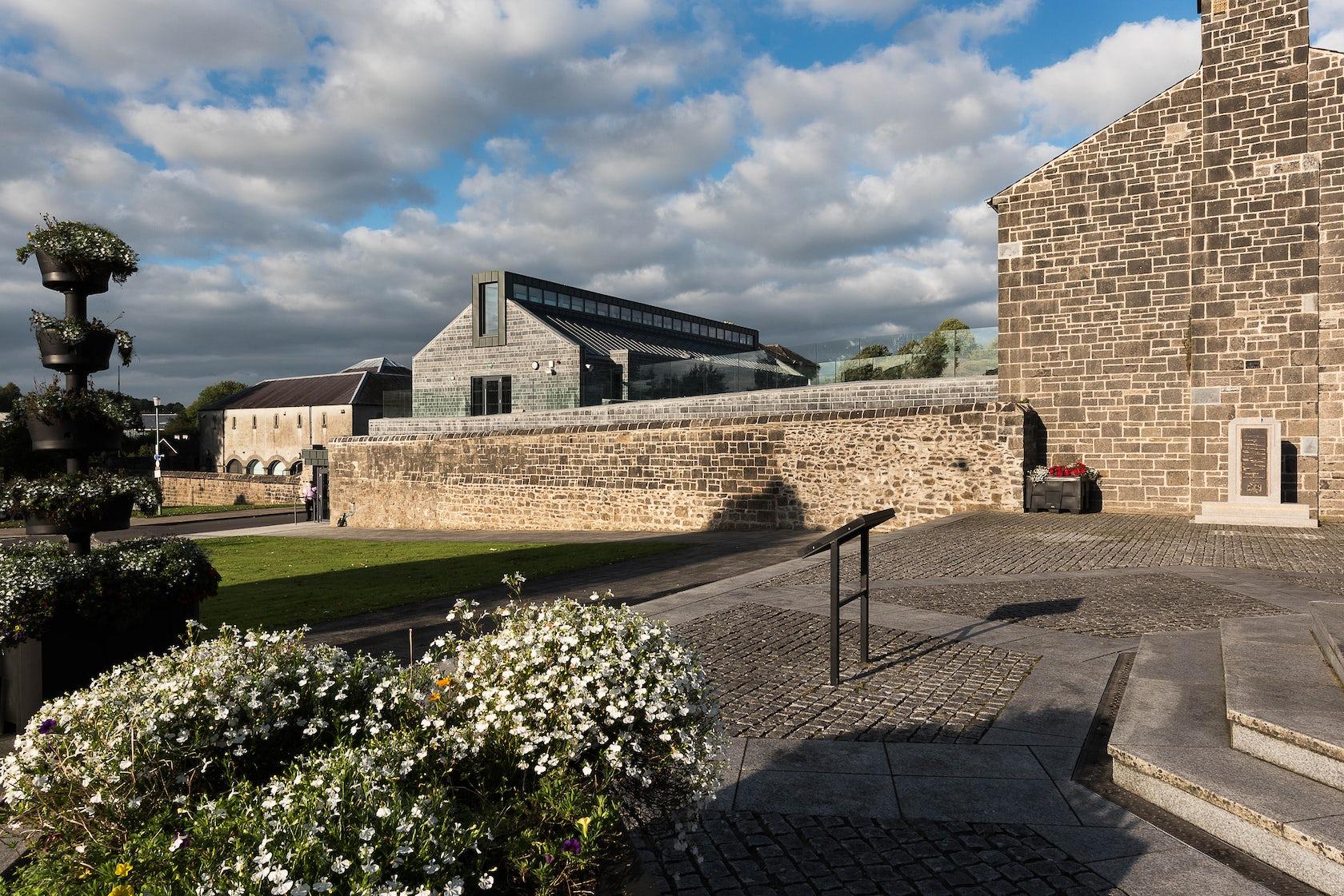 Enniskillen Castle Museum Architizer