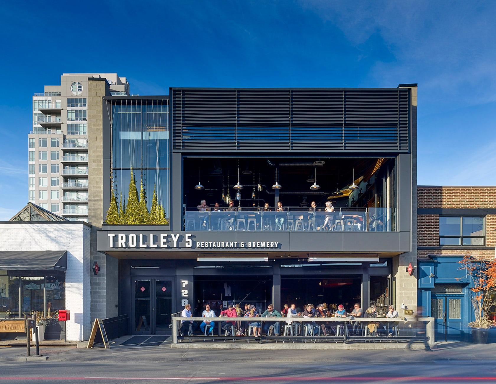 Trolley Restaurant Calgary