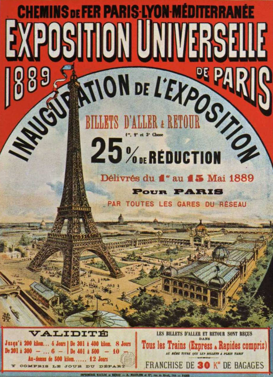 1485970623294454 001 - The Eiffel Tower's 130th anniversary!