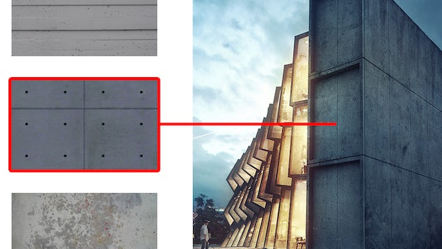 Free: High-Resolution Textures for Your Architectural