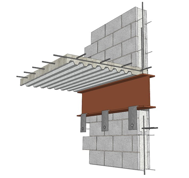 Free 12 Common Construction Details Modeled In Sketchup
