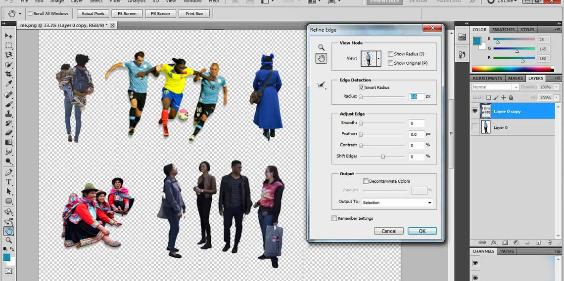 The Art of Rendering: 5 Places to Download 2D People for