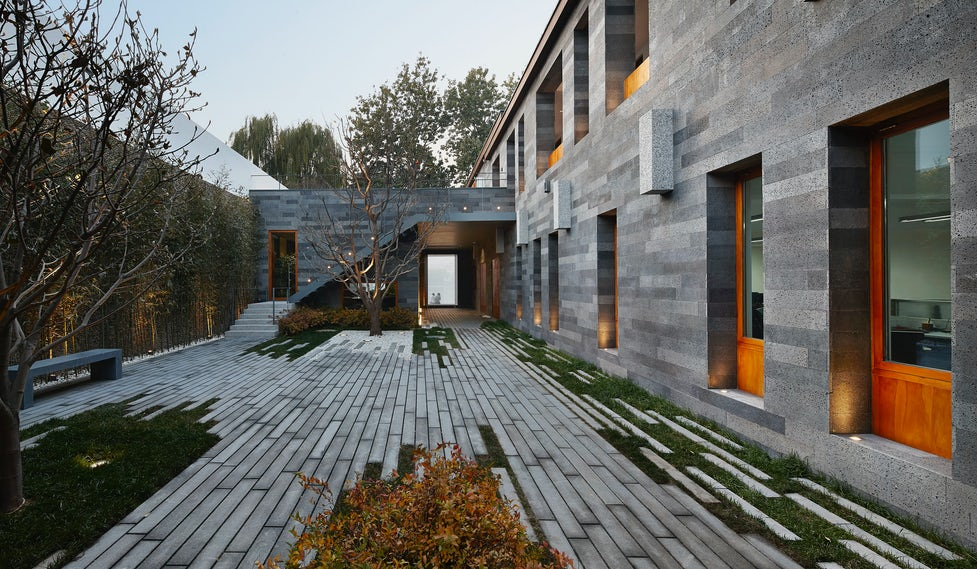 Chinese Courtyards 8 Contemporary Takes On A Classic Form Architizer Journal