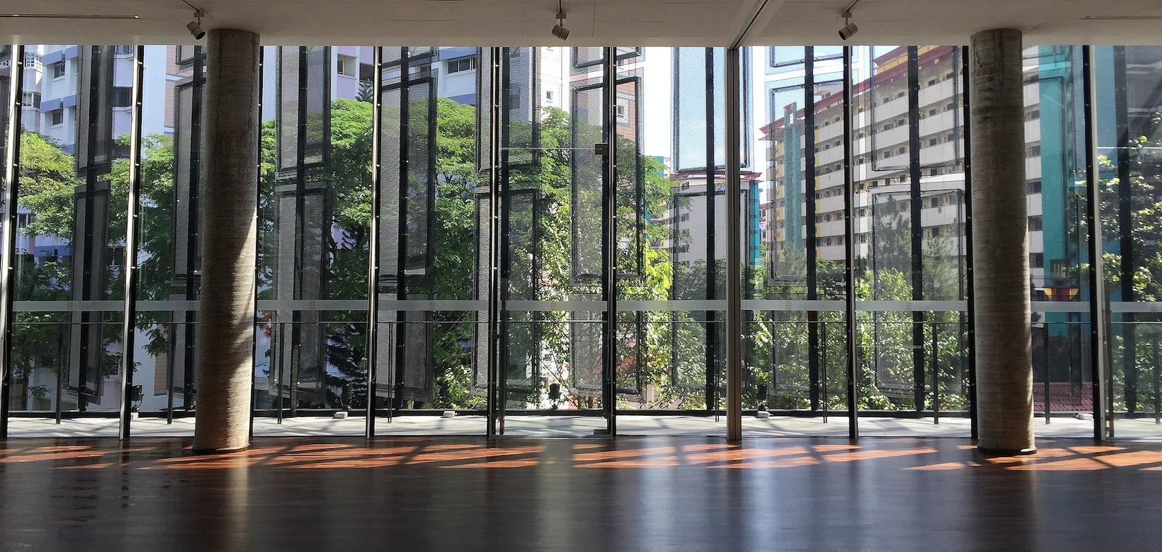 Bridge Street Auto >> Taman Jurong Community Club Extension - Architizer