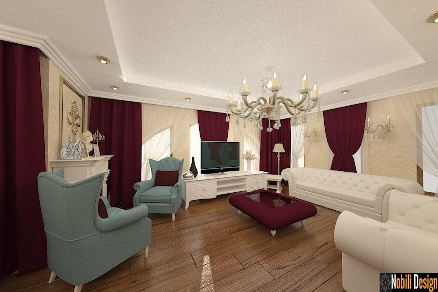 Interior design luxury classic house on Architizer