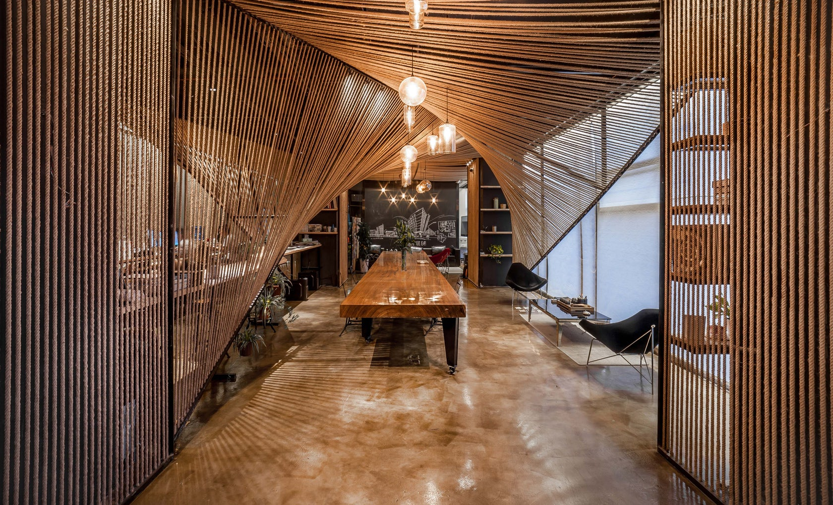 Rope Wave Office Architizer