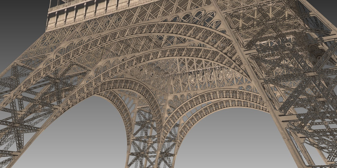 Free: 17 Architectural Icons, Fully Modeled in SketchUp