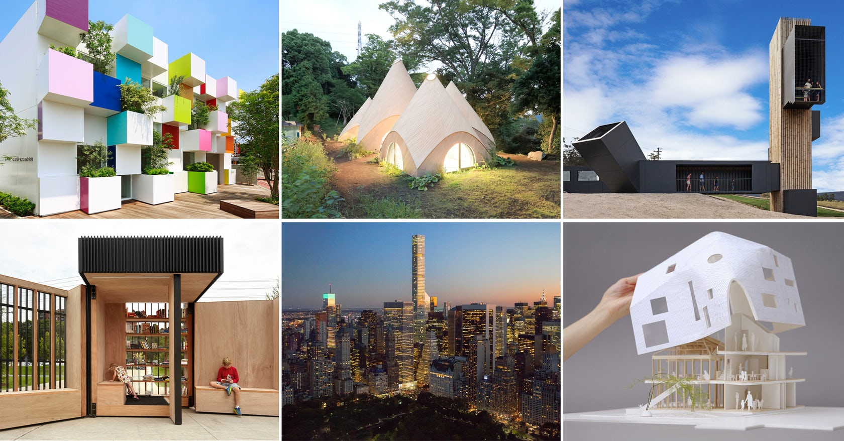 Today is the last chance to have your say on the globe's greatest  contemporary architecture and building products.