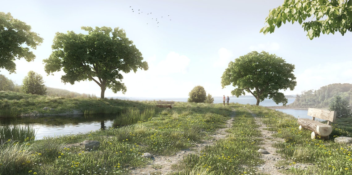 How to Create Photo-Real Greenery in SketchUp - Architizer