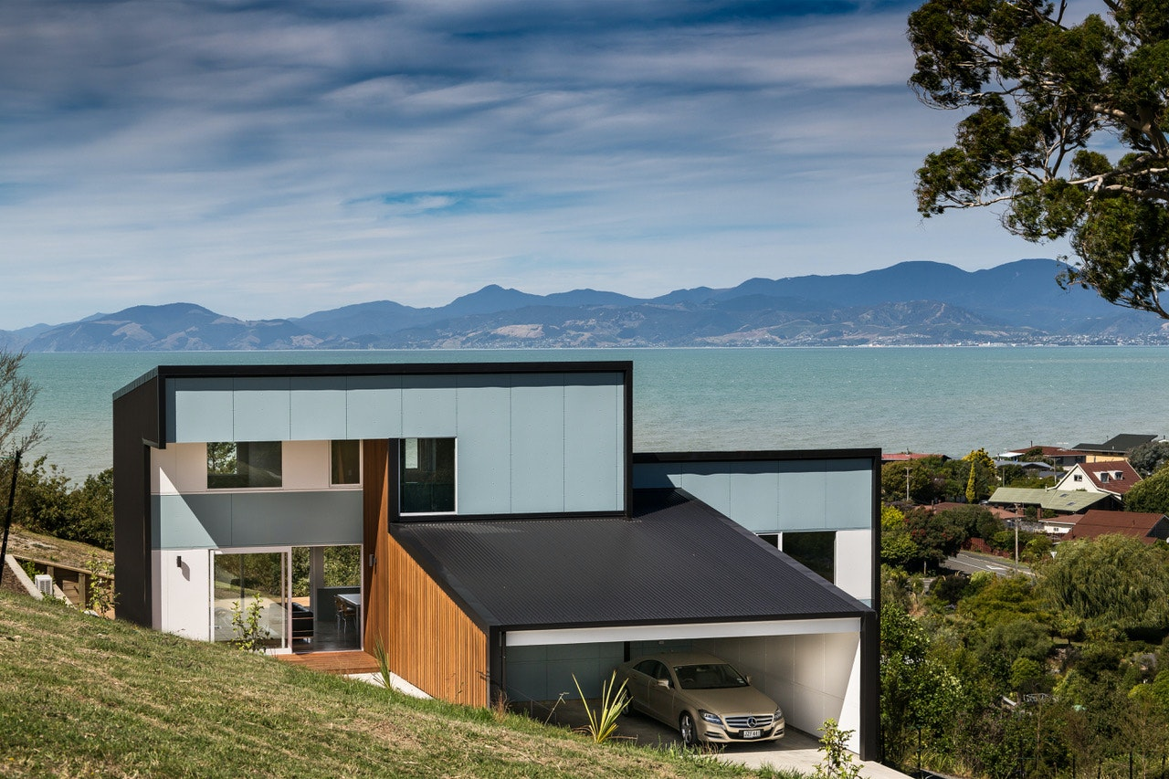 Ruby Bay House By Parsonson Architects Ltd., Ruby Bay, New Zealand