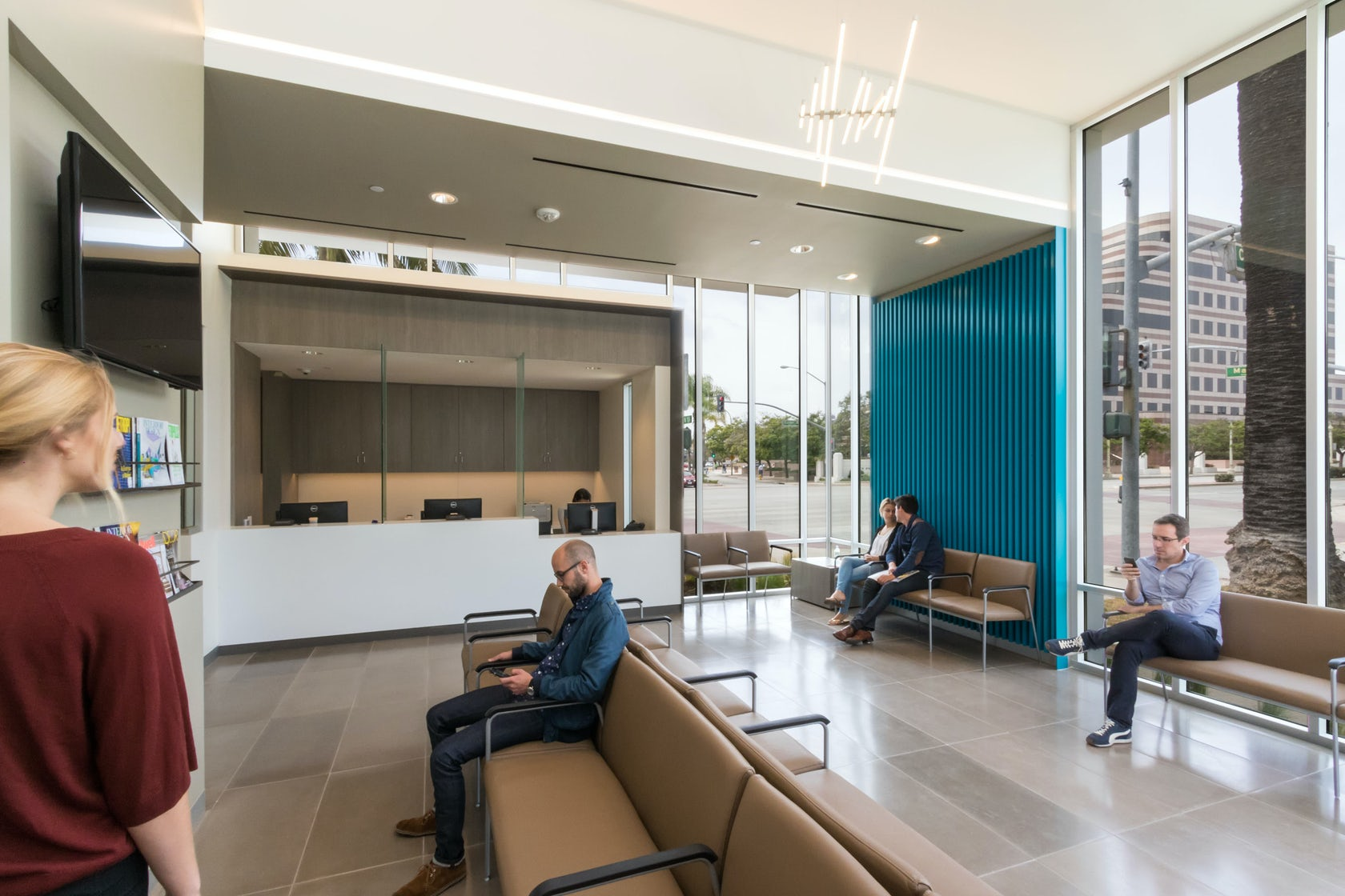 Cedars Sinai Urgent Care on Architizer