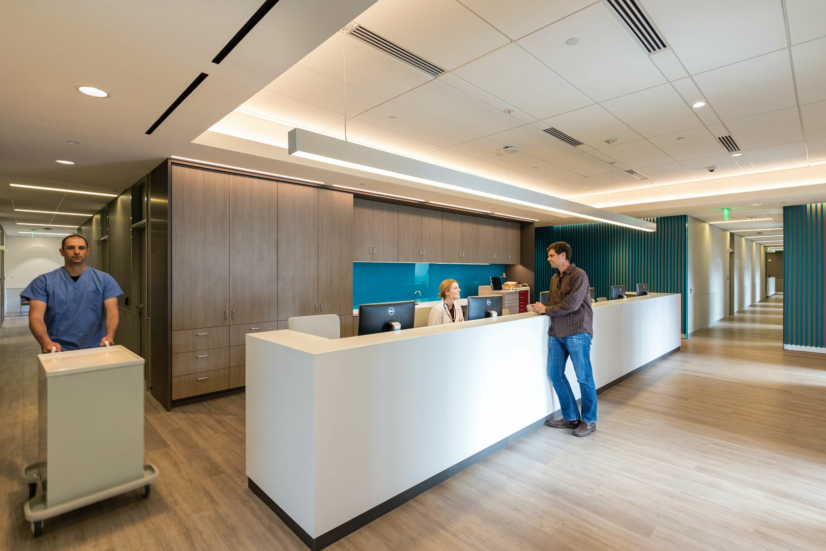 Cedars Sinai Urgent Care on Architizer