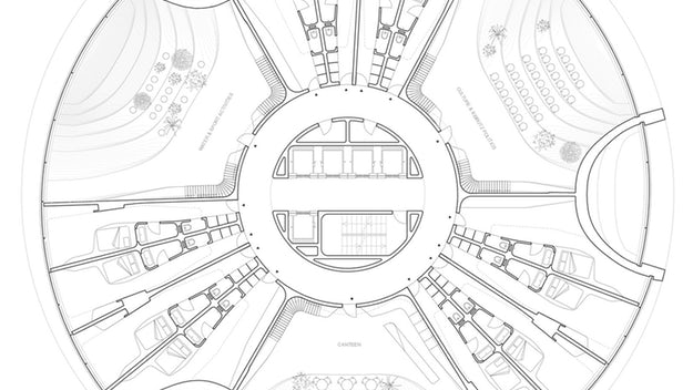 Architectural Drawings: 8 Circular Plans That Defy ... on american colonial house floor plans, revit house floor plans, style house floor plans, george f. barber house floor plans, john lautner house floor plans, 16th century house floor plans, american country house floor plans, infill house floor plans, heritage house floor plans, atomic ranch house floor plans, design show house floor plans, frame house floor plans, virtual house floor plans, 500 square feet house floor plans, universal design house floor plans, zero energy house floor plans, city house floor plans, self-sustaining house floor plans, strawbale house floor plans, small 3 bedroom house floor plans,