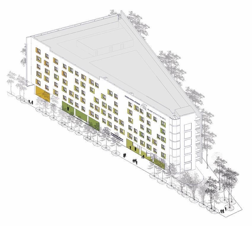 Maternity Hospital Floor Plan: Maternity Hospital