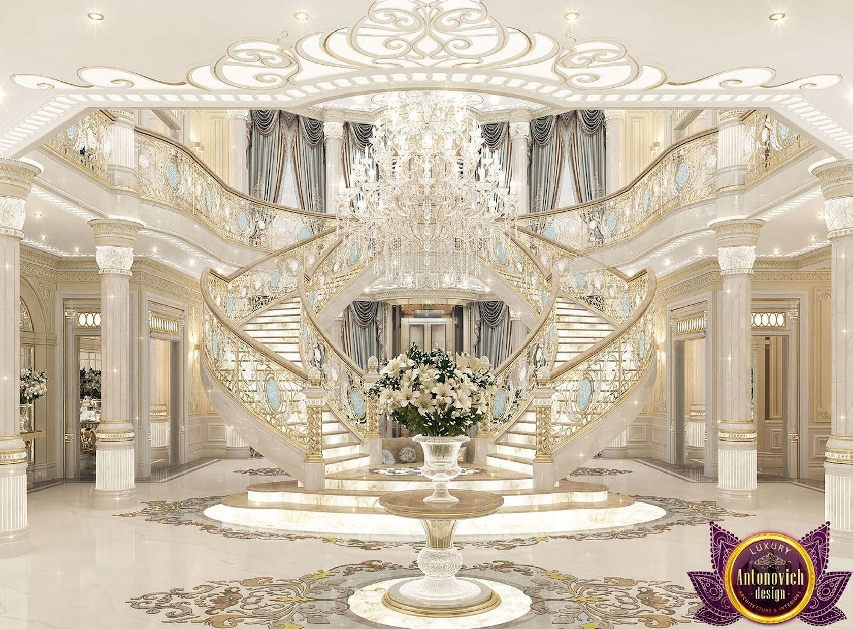Kitchen Design Usa By Katrina Antonovich: Palace Interiors From Luxury Antonovich Design