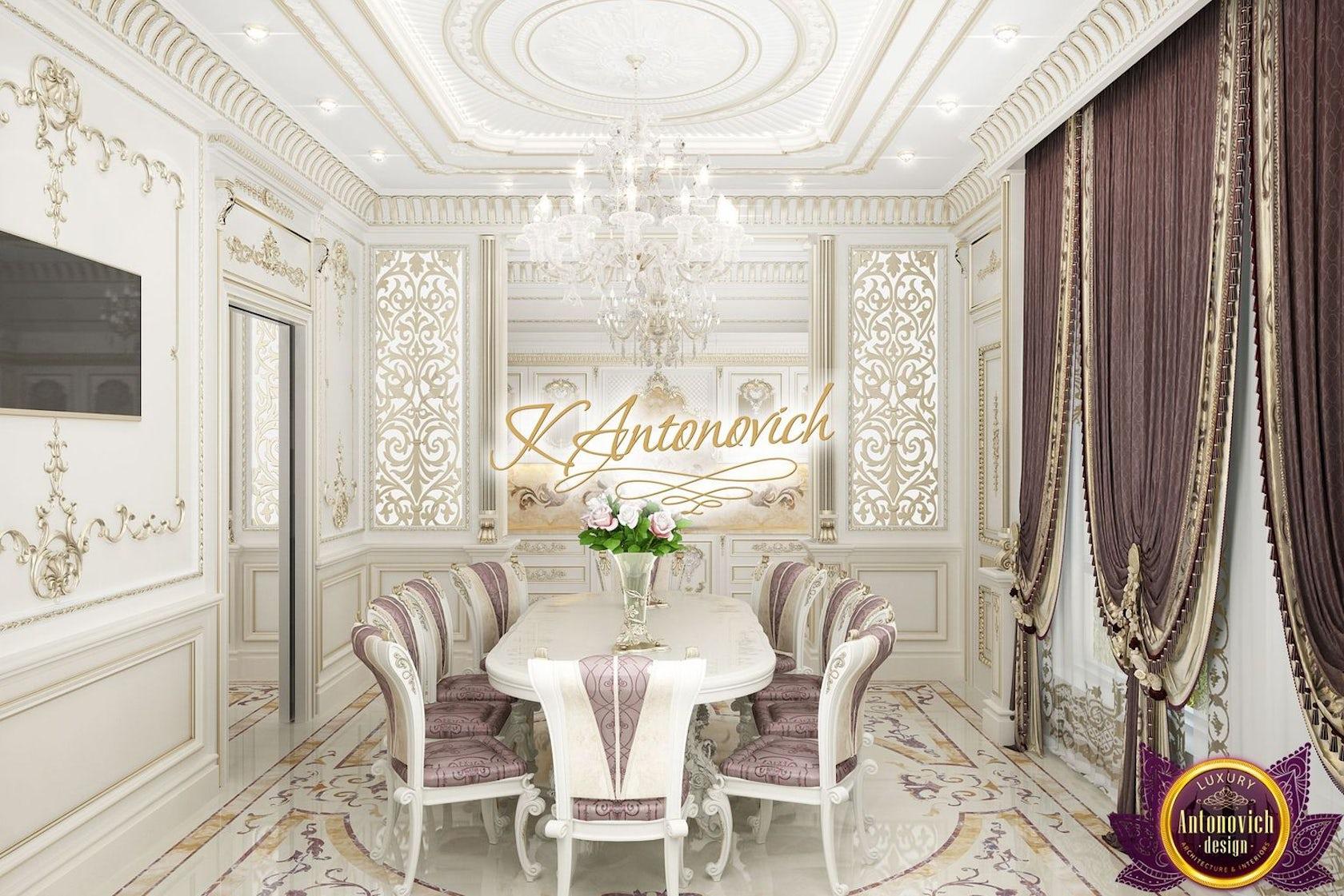 Kitchen Design Usa By Katrina Antonovich: Luxurious Kitchen Design From Katrina Antonovich
