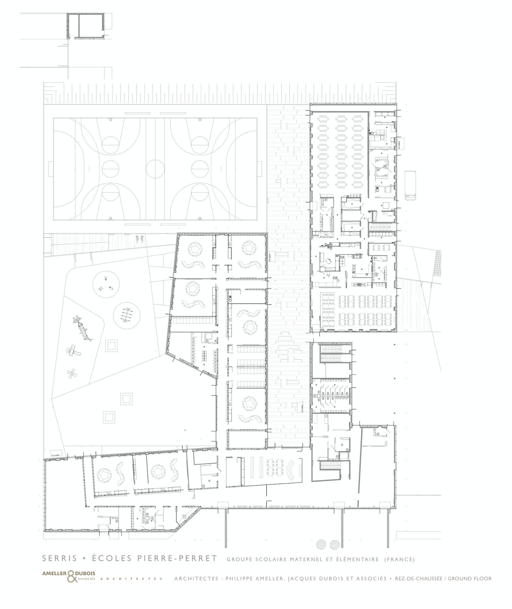 School Complex In Serris On Architizer