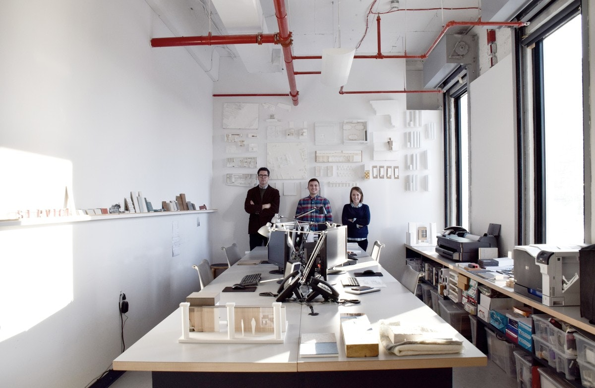 Architect Firm Young Architect Guide: 10 Reasons To Work In A Small  Architecture