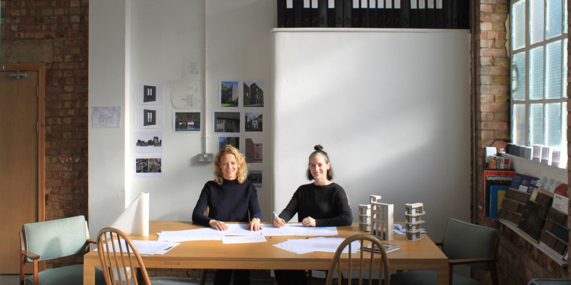 Young architect guide 10 reasons to work in a small for Small architecture firms