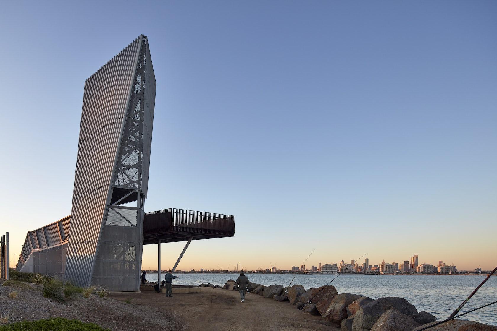 Bridge Street Auto >> Sandridge Lookout - Architizer