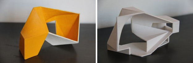 Study Models For The ICA By Steven Holl Architects Images Courtesy