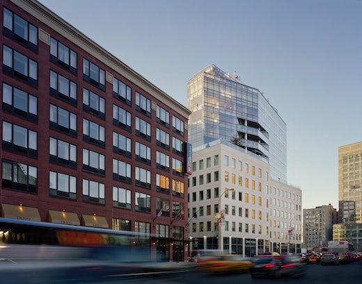 One York Street, New York (NY 2004) (TEN Arquitectos)