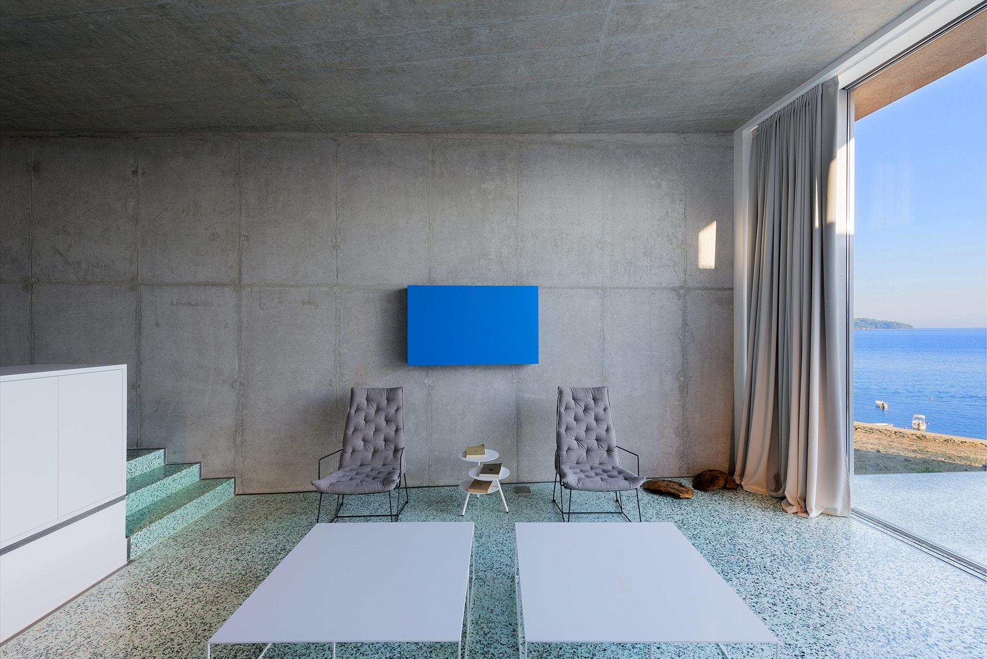 Inside Outside 10 Virtually Seamless Terrazzo Surfaces Architizer