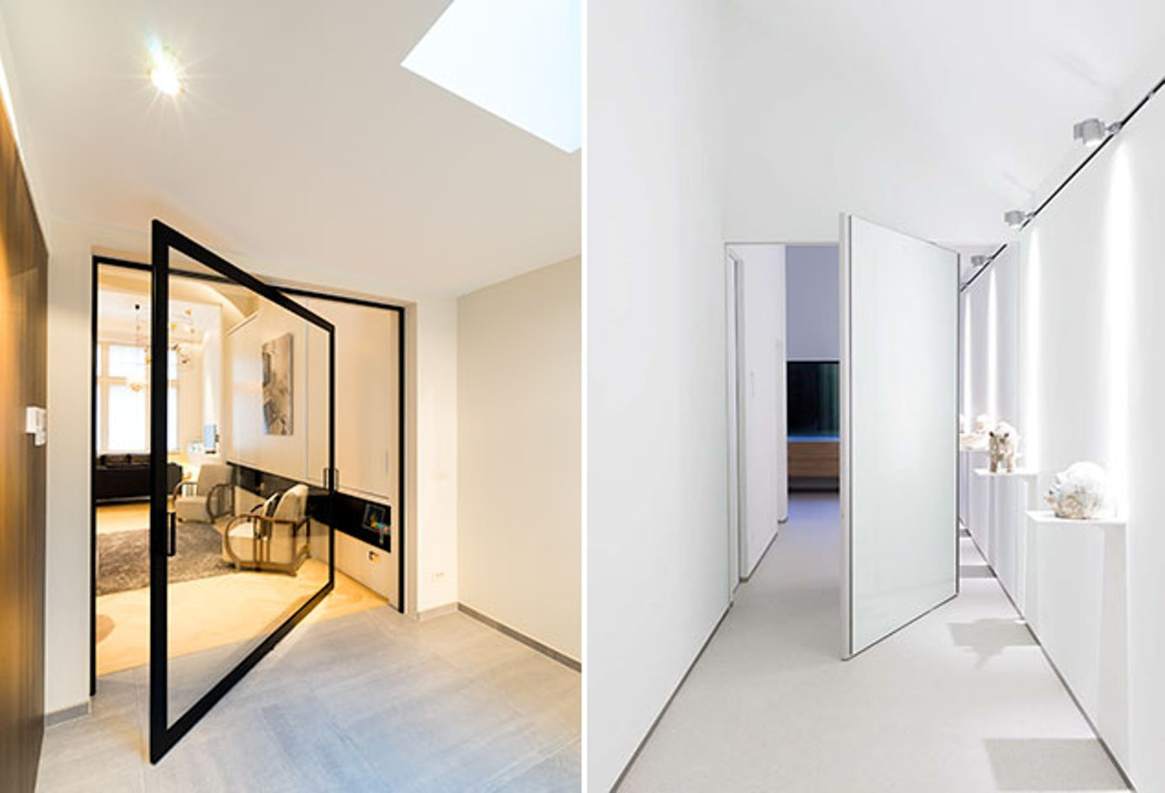 But the reality is that hidden doors \u2014 at least the kinds that are popping up in popular architectural projects outside of fiction novels and films \u2014 are ... & How to Detail a Perfectly Seamless Door - Architizer Journal