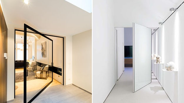 How to Detail a Perfectly Seamless Door - Architizer Journal