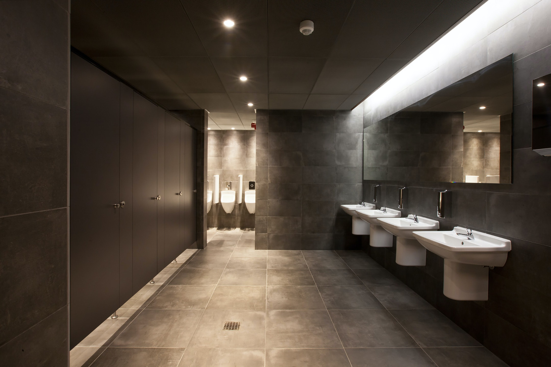 Commercial Bathrooms Are Taking Cues From Residential Design