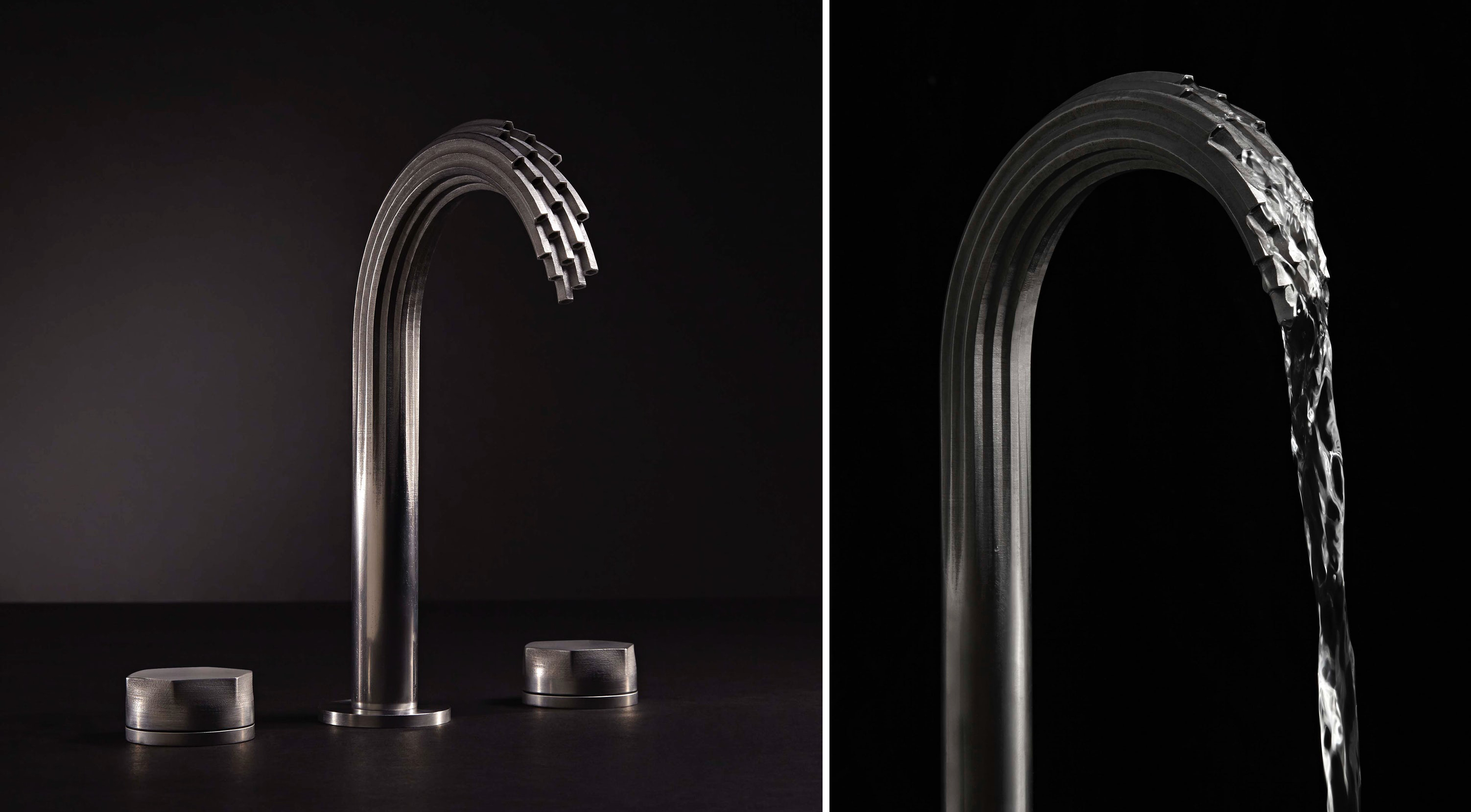 3D металлический печатный кран