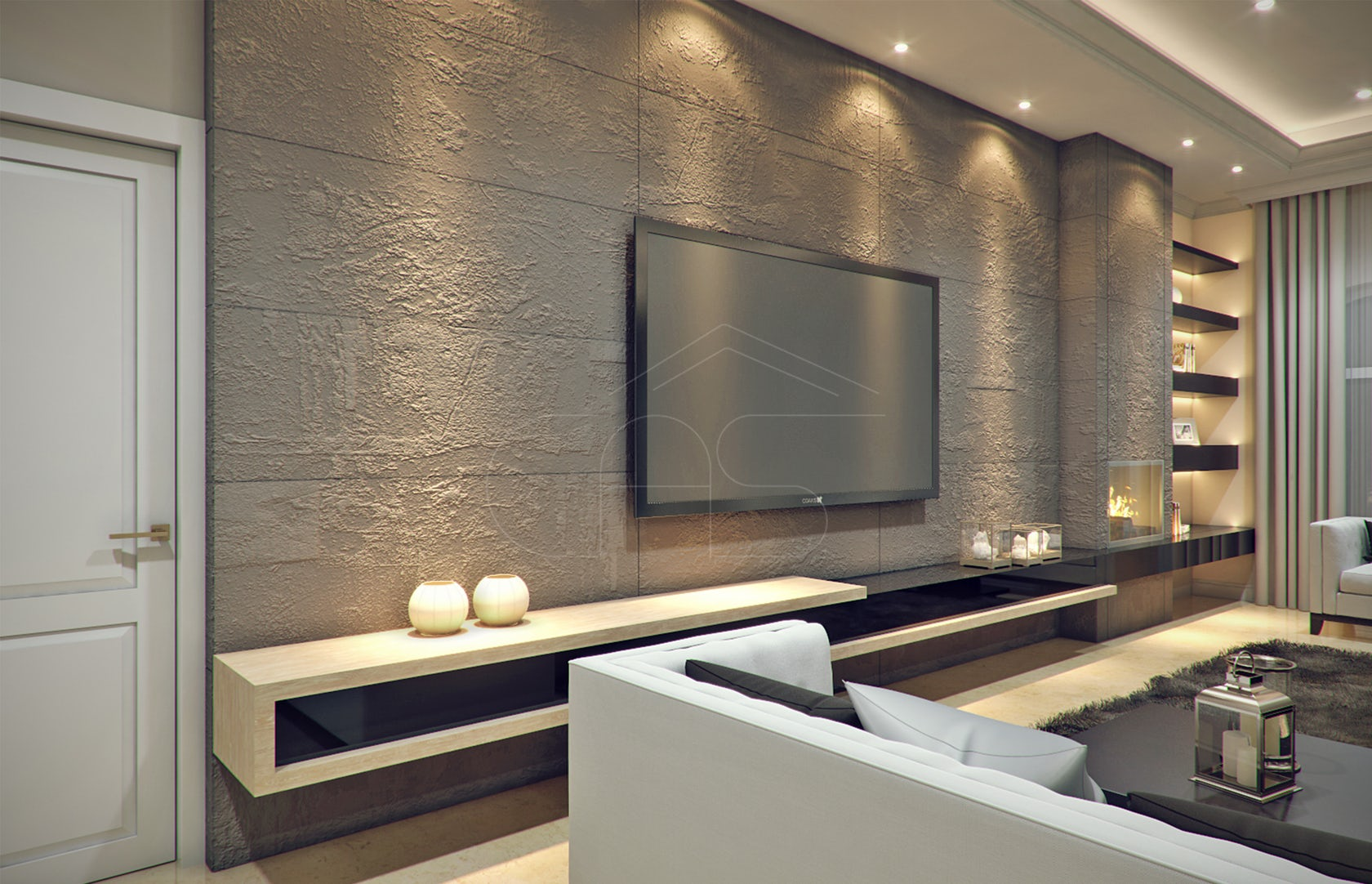 Modern Classic Villa Interior Design - Architizer on Interior:ybeqvfpgwcq= Modern House  id=12282