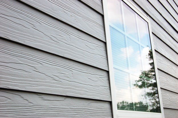 Fiber Cement Horizontal Lap Siding