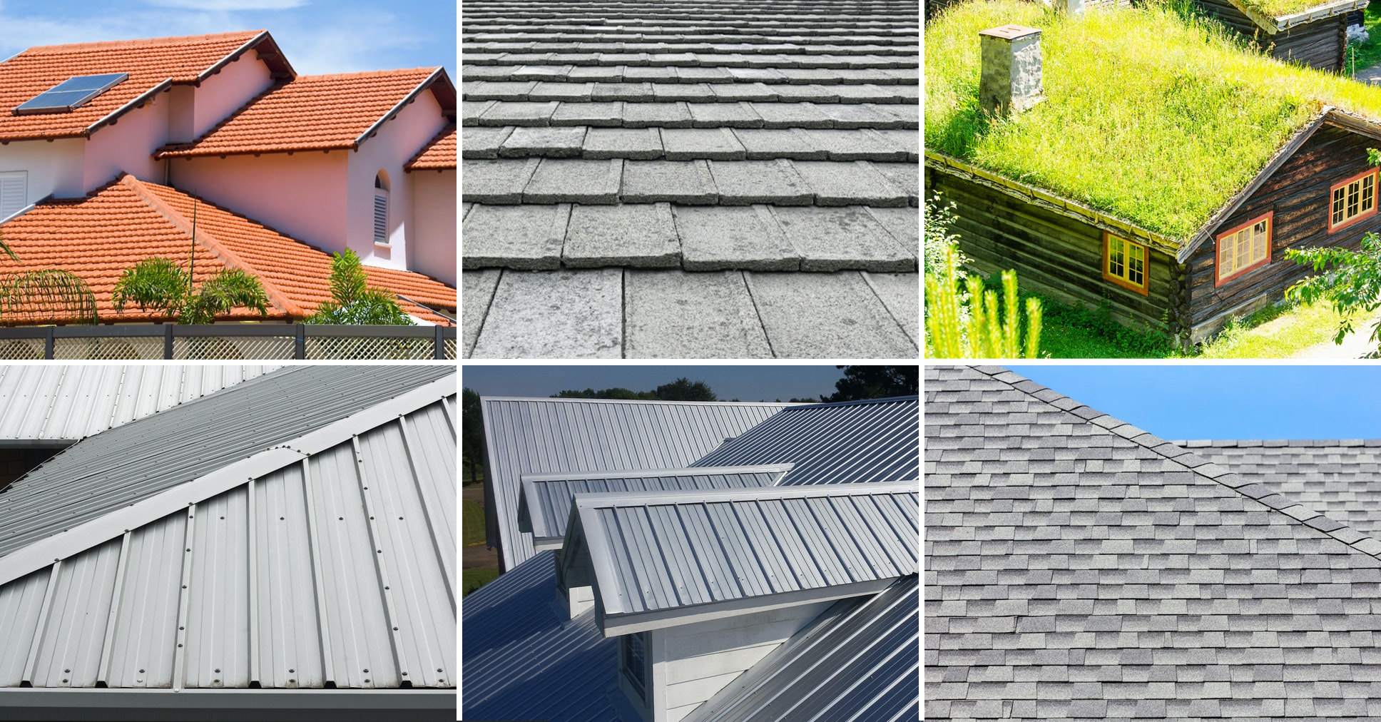 If You Canu0027t Stand The Heat, Get A New Roof: The 5 Best Roofing Materials  For Hot Climates