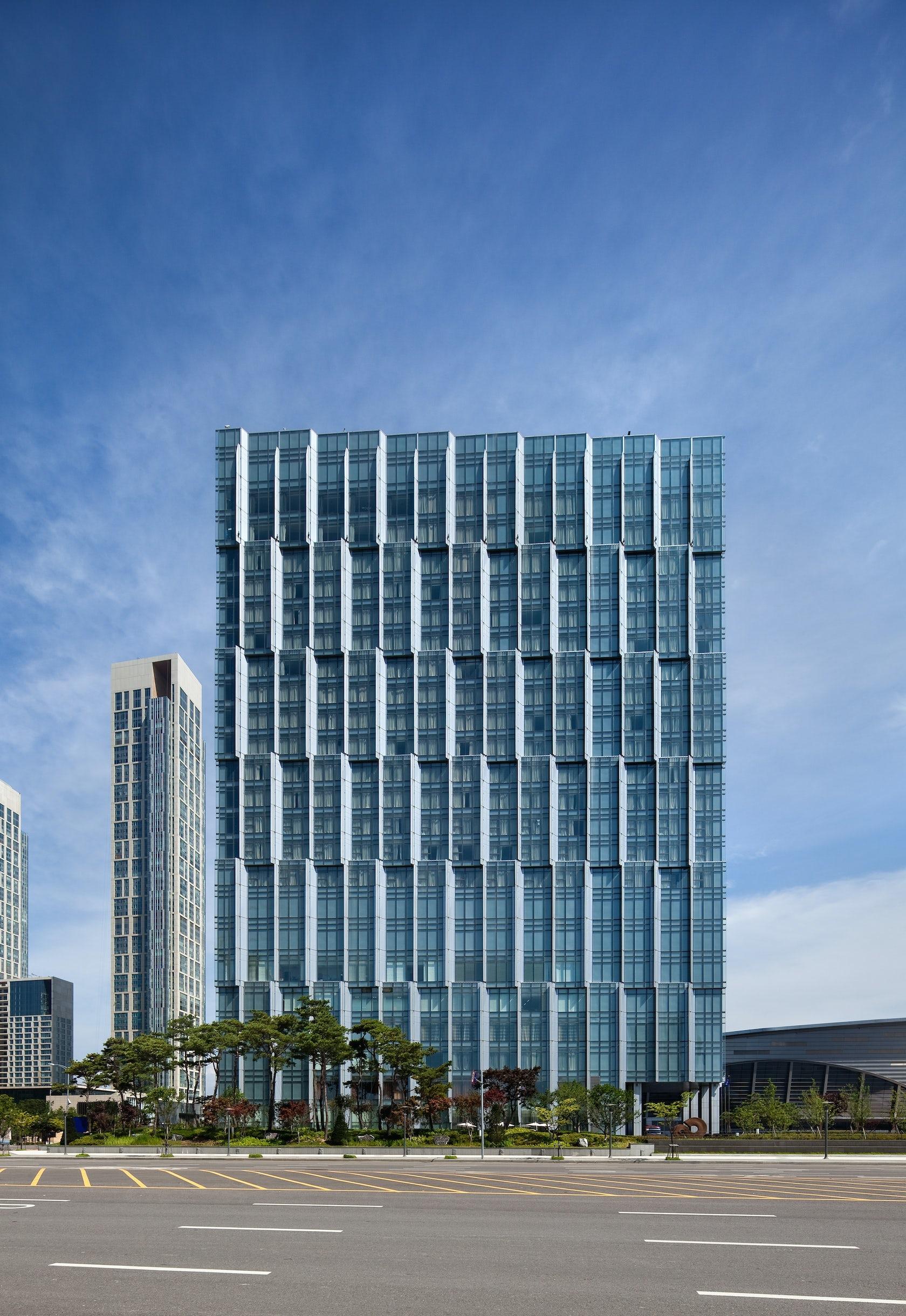Capital City Auto >> Sheraton Incheon Hotel - Architizer