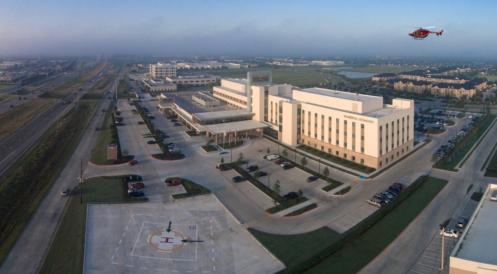 Memorial Hermann Pearland Hospital on Architizer