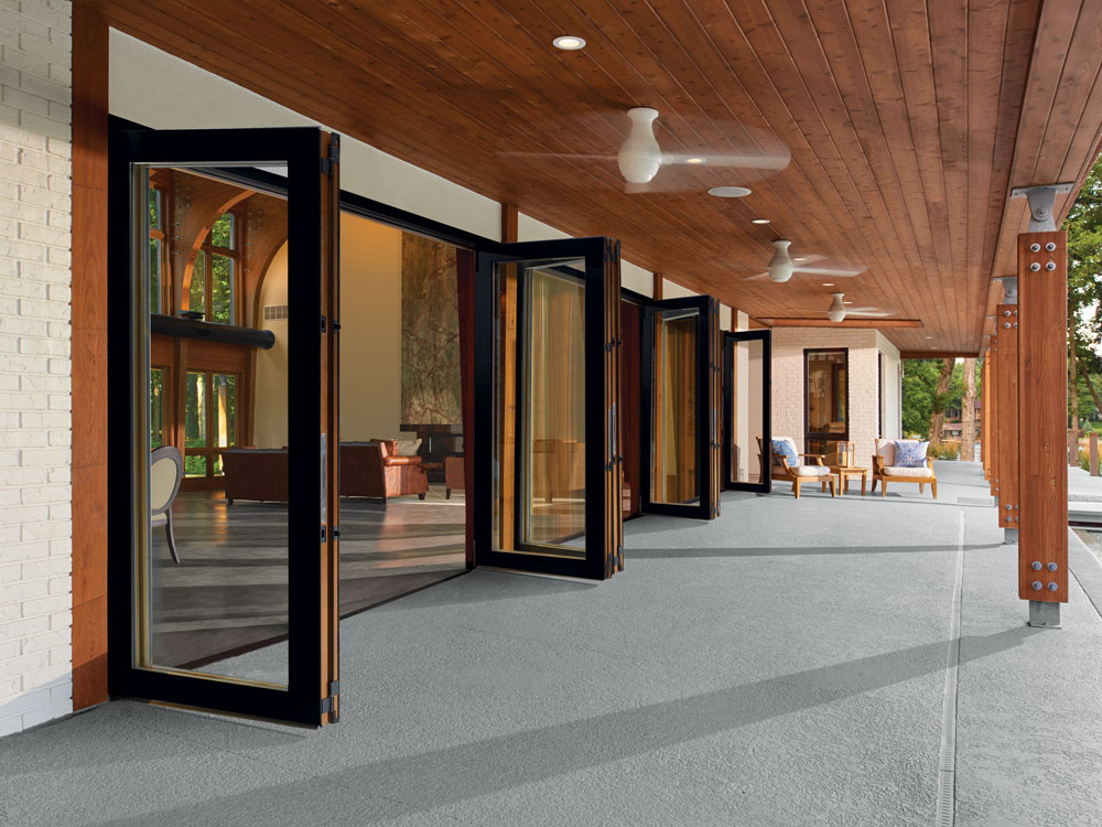 Marvin Signature Ultimate Bi Fold Door From Marvin Architizer