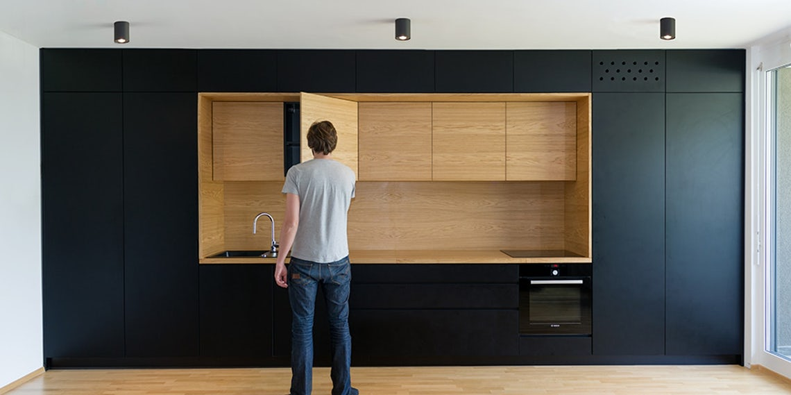 How to Detail a Stunning, Space-Saving Kitchen - Architizer ...