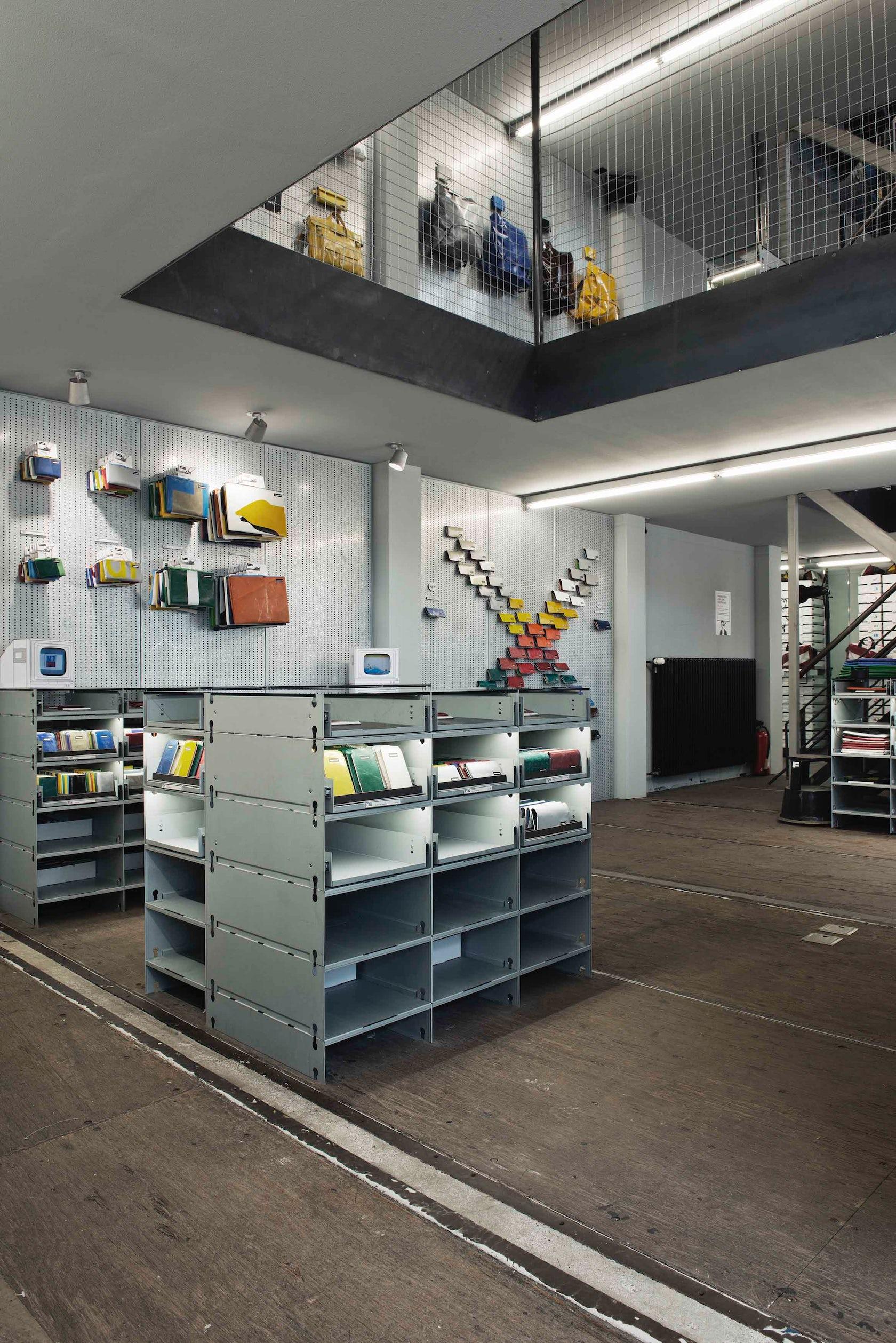 Freitag Flagship Store Architizer