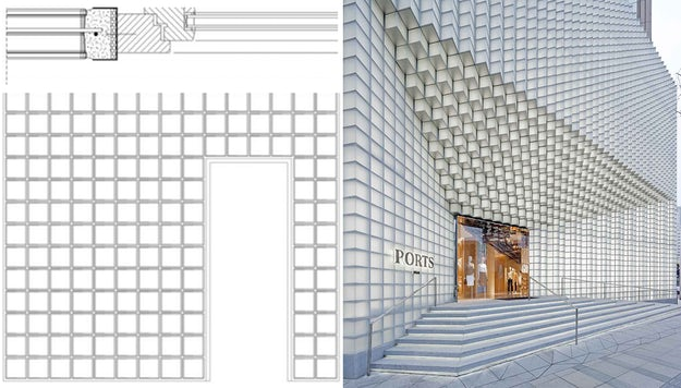 How To Detail Windows Within Glass Block Constructions Architizer