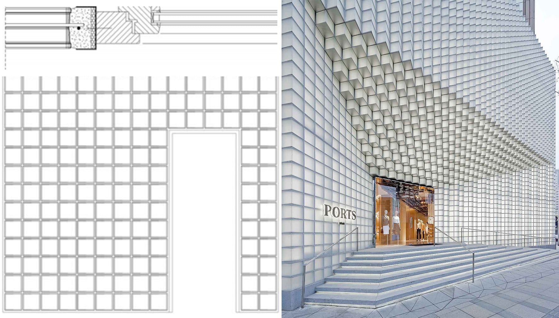 How To Detail Windows Within Glass Block Constructions