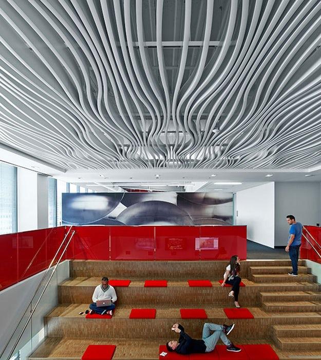 Design Acoustics For An Open Plan