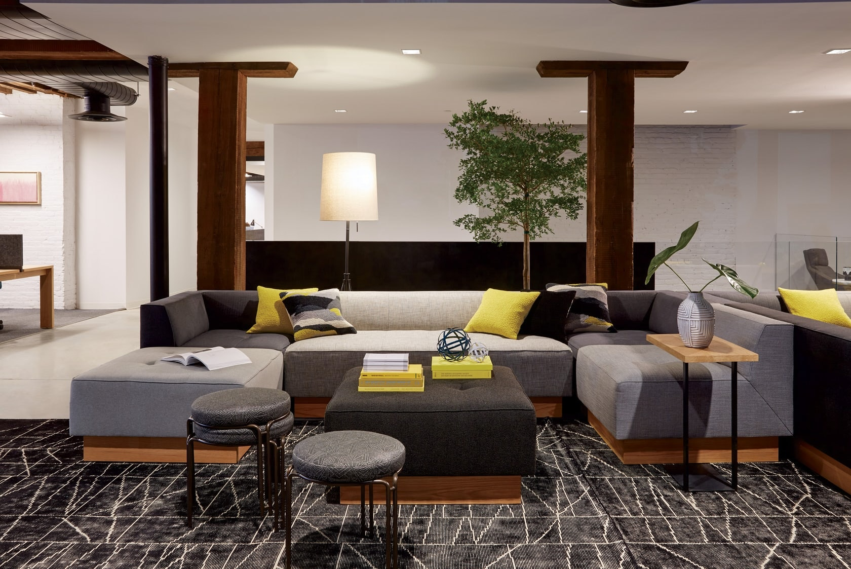 West Elm Also Wants The Modern Employee To Have A Choice In The Way They  Work. Designing Closed Off, As Well As Open Spaces In A Singular Office, ...