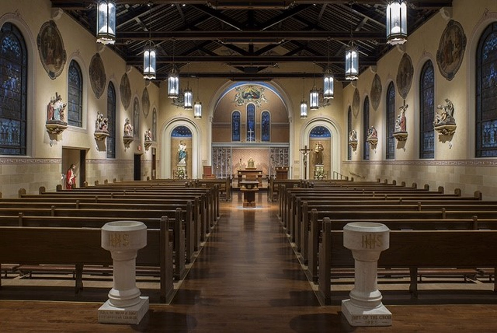 Bank Of The West Auto Loan >> St. Anthony's Church - Architizer