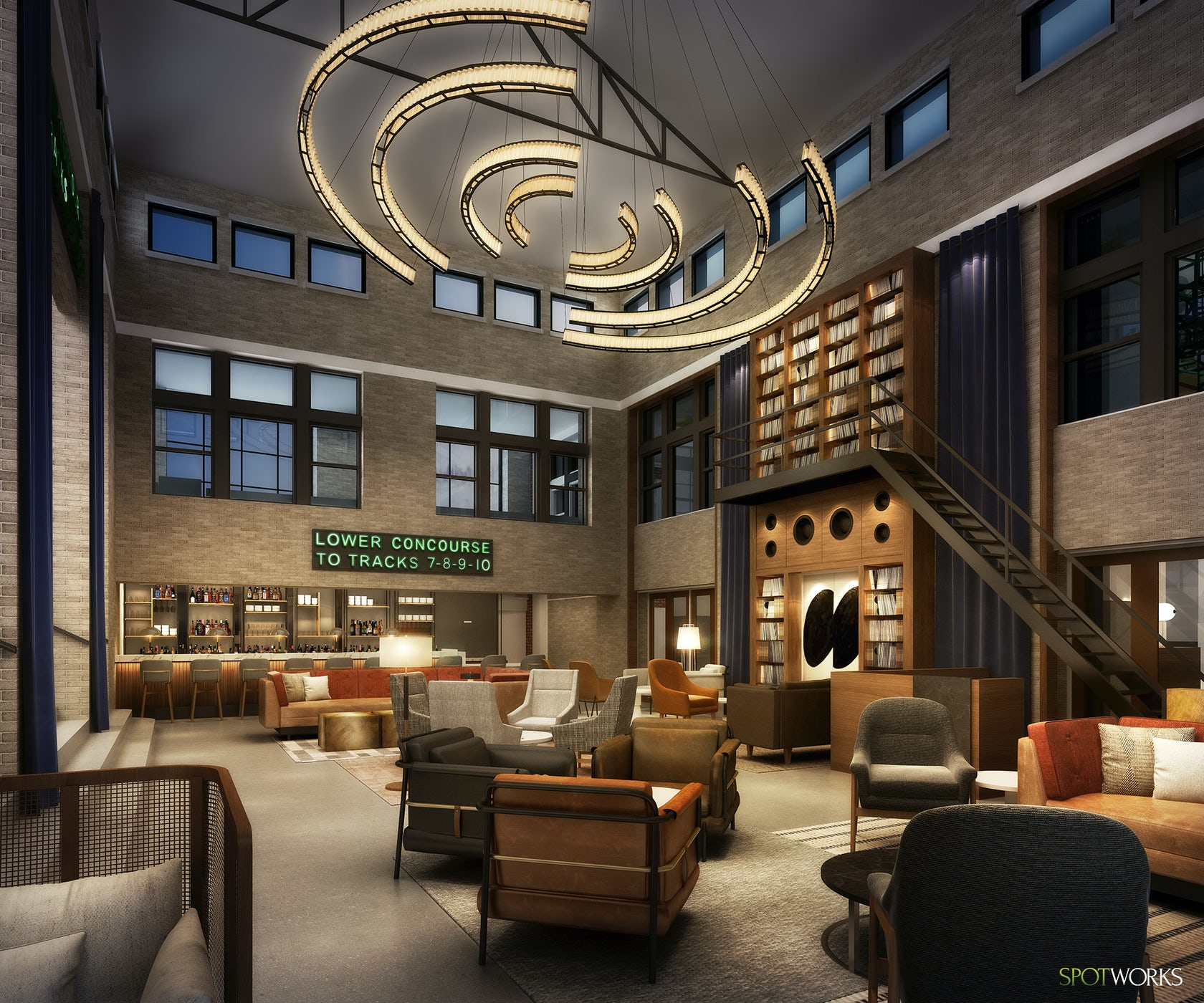 St George Auto >> Central Station Hotel, Memphis - Architizer