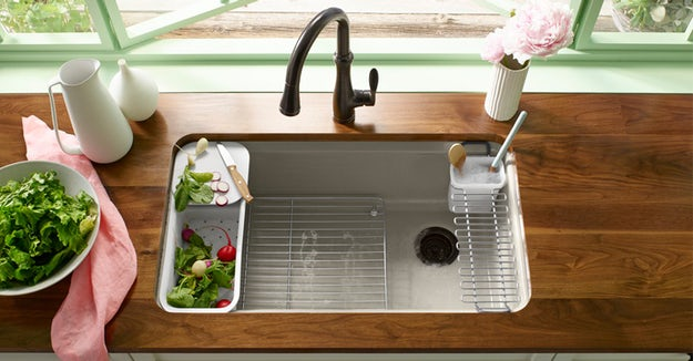 How To Select An Ergonomic Kitchen Sink For Your Individual Needs Architizer Journal