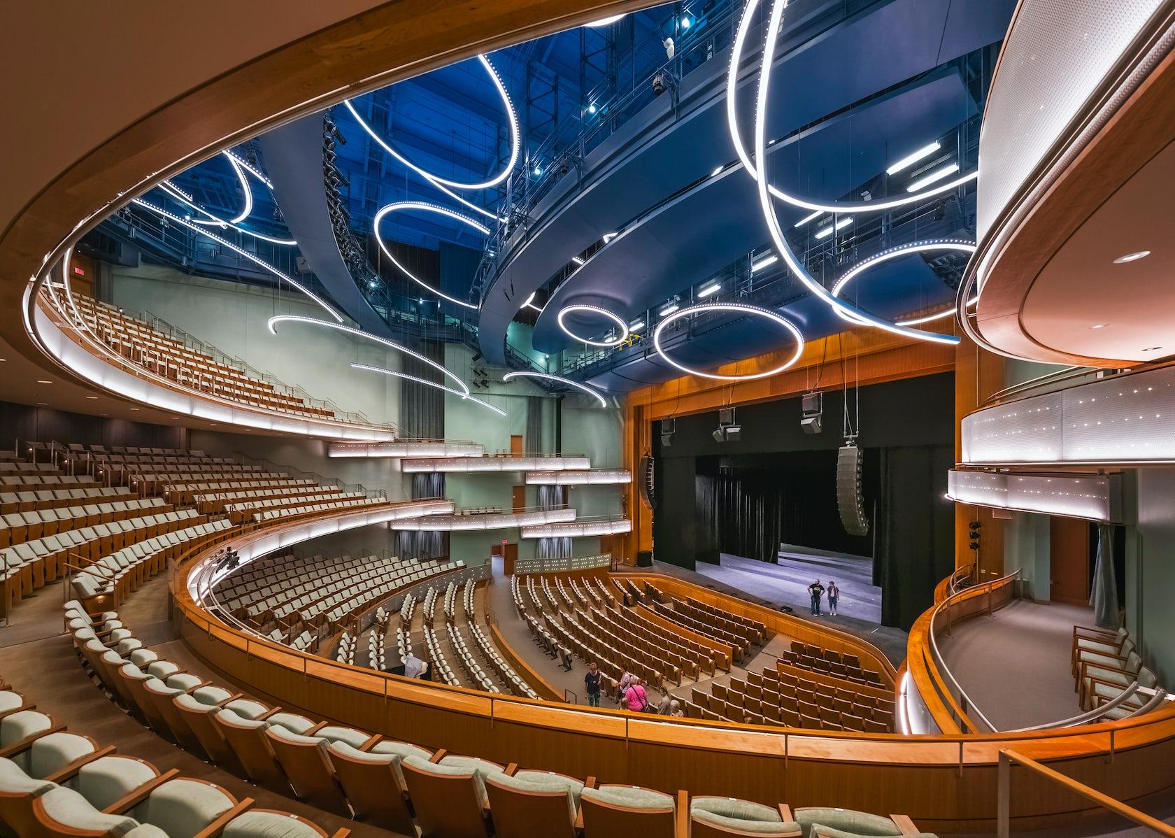 Cline Bettridge Bernstein Lighting Design On Architizer
