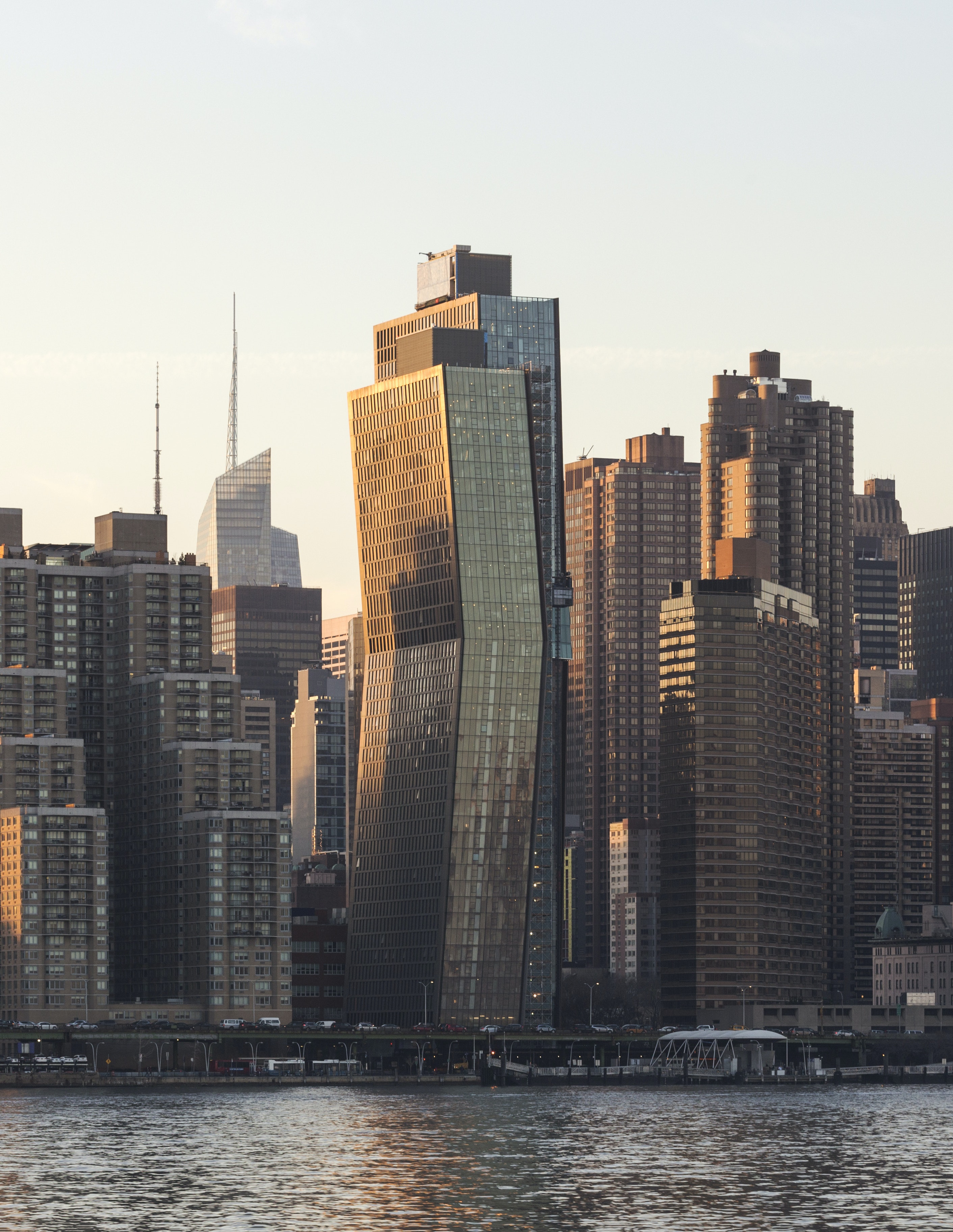 How SHoP Sourced a Copper Skin for NYC's Newest Skyscraper