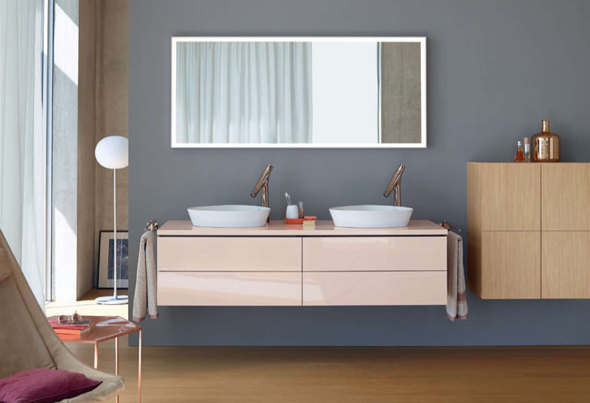 """Duravit's Healthy Materials Create the Ultimate """"Smart Bathroom"""""""